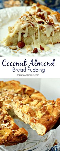 Warm vanilla-almond custard under a crisp top infused with toasted ...