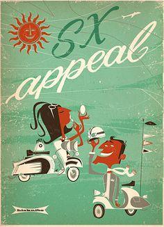 SX appeal Lambretta Poster    http://pinterest.com/treypeezy  http://twitter.com/TreyPeezy  http://instagram.com/treypeezydot  http://OceanviewBLVD.com
