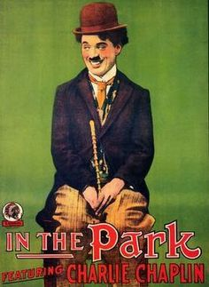 IN THE PARK // usa // Charles Chaplin 1915