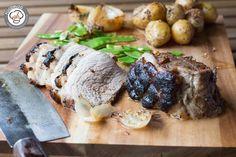 Schweinebraten Asia mit Senfkartoffeln und Zuckerschoten #Asiatisch, #Fleisch, #Hausmannskost, #Schwein, #Soulfood #foodblog #foodie #food #rezept #foodblog_de #foodpics #rezepte http://www.gernekochen.com/schweinebraten-asia-mit-senfkartoffeln/