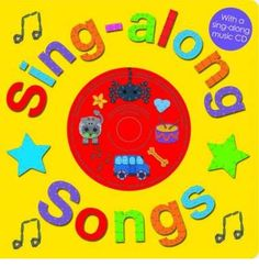 Sing-Along Songs with CD / BookLodge Price US$14.10 / HK$110 / Features 13 favourite children's songs, including Wheels on the Bus and Old Macdonald. Children can sing along to the songs on the specially recorded CD which comes with the book. Touch and feel embossing on every page for little fingers to enjoy/ Available @ www.BOOKLODGE.com - Lowest Priced Chinese and English Online Bookstore!
