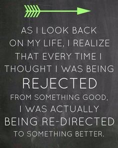 Rejection is just redirection -- great #quote on life, change & #leadership RT @Raehan Bobby Umar @aileenCdeleon #in pic.twitter.com/xTVYruvZ3a