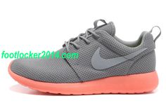 03092439aafff PD25CQ Mens Nike Roshe Run Medium Grey Wolf Grey Bright Mango  49.9 Nike  Shoes Men