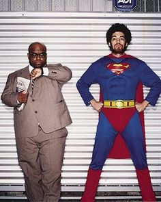 Gnarls Barkley.  <3 <3<3