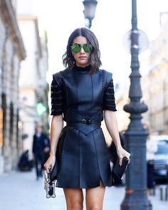 PFW - desfile Louis Vuitton camila coelho blog