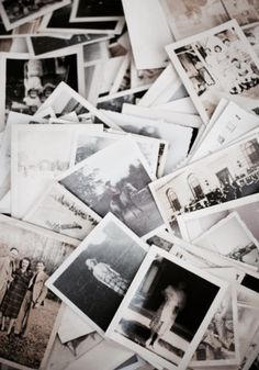 Drowning in a pile of old photographs, taking you back to memories from your own life and beyond. Old Pictures, Old Photos, Peculiar Children, Photo Vintage, Vintage Photos, Vintage Dog, Vintage Postcards, Old Photographs, Simple Pleasures