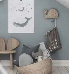 (^o^) Kiddo (^o^) Design - Cestas de mimbre, lo más cool en almacenaje
