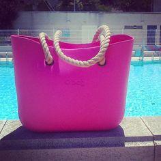 Obag Love Swimming Pool !