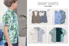 Smart | Older Boys 3yrs - 16yrs | Boys Clothing | Next Brazil - Page 1