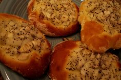 Make and share this New York Bialy, First Cousin to a Bagel recipe from Food.com.