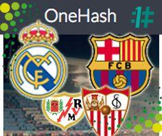 OneHash: Apuestas Deportivas con BitCoins de forma anónima ~ :: DINERO para TOD@S ::
