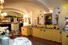 La Contessina Breakfast Room