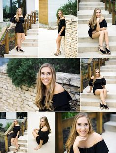 Austin Senior Photographer Heidi Knight Photography. Westlake senior 2018.