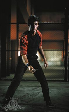 George Chakiris as Bernardo. West Side Story. A very sexy dancer, and a kind and considerate brother. A passionate man.