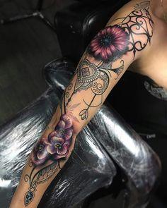 Loving that color #tattoo #tattoosideas #tattooart