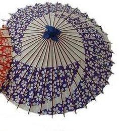 Japanese Antique Umbrella