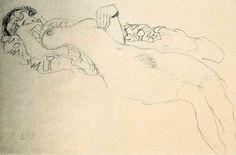 Gustav Klimt erotica sensual2