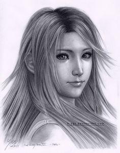 Stella Final Fantasy Versus XIII by B-AGT.deviantart.com on @deviantART