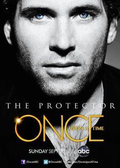 #OnceUponaTime The Protector