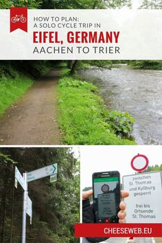 Adrian shares advice on how to plan and take a cycle tour of Germany's Eifel region, including what to pack, where to stay, and how to book your trip.