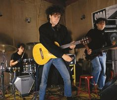 ♥♥♥ Soda Stereo, Rock Argentino, Perfect Love, Rock And Roll, Fictional Characters, Facebook, Classic Rock, Rock Bands, Light Music