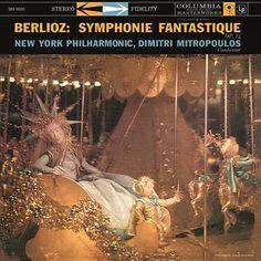 Berlioz - Symphonie Fantastique - Mitropoulos - NY Philharmonic Orchestra 180g Import Vinyl LP April 14 2017 Pre-order