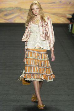 Anna Sui, Array, Ready-To-Wear, Нью-Йорк
