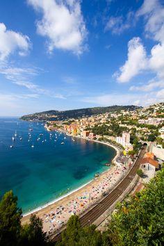 Villefranche-sur-Mer on the #Riviera