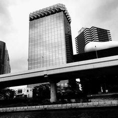 Edificio de Kirin Beer! #kirinbeer #tokyo #vidaenjapon #ShortyEnJapon