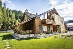 Pensiunea Bio Valeputna – in Bucovina Style At Home, Tourist Places, Design Case, Home Fashion, Italy Travel, Romania, House Design, Mansions, House Styles