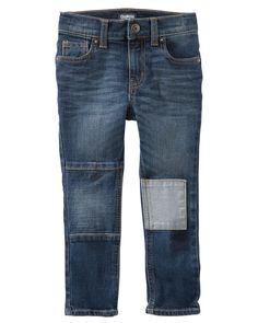 Рип-&-ремонт джинсов - праздник светлый из oshkosh призрачный волк Б. Магазин одежда и аксессуары из надежного имя в детей, малышей, а также детская одежда.