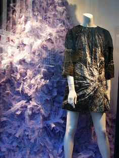 Bergdorf window displays Summer 2013, New York