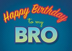 happy birthday to my bro postkarten layout