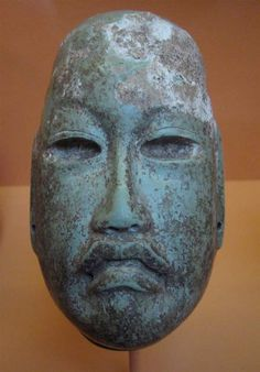 Olmec were the first major civilization in Mexico. 500 BCE to about 400 BCE.