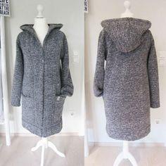 Auf Instagram hab ich meine neuen Sachen schon gezeigt: eine Jacke aus Steppstoff und einen kuscheligen ...
