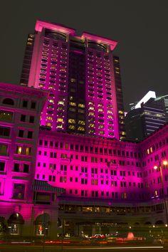 Peninsula Hotel, Kowloon, HK