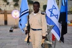 From Uganda to Iron Dome: A Soldier's Motivation to Protect Her Country