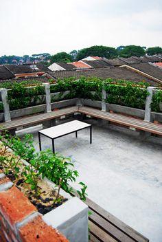 Sekeping Terasek (formerly known as The Terasek Brickhouse)   guest house, bed & breakfasts, accommodation, bangsar, kuala lumpur, malaysia