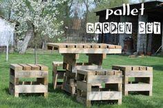 pallet picnic table