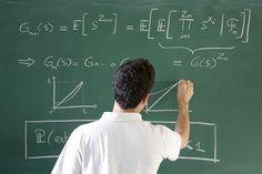 Hasta los físicos tienen 'miedo' de las Matemáticas