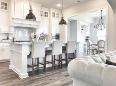 [ All White Kitchen Designs Dream Farmhouse Best Kitchens Design Ideas  Pictures ]   Best Free Home Design Idea U0026 Inspiration