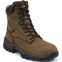 "55166 Chippewa Men's COMP 8"" Safety Boots"