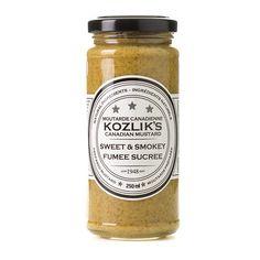Sweet&Smokey Mustard by Kolik's