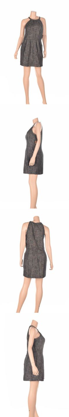 Dresses 175784: Rachel Rachel Roy Sleeveless Sparkle Tweed Dress Black Combo 12 -> BUY IT NOW ONLY: $55.99 on eBay!