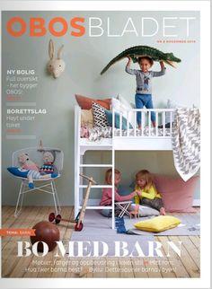 obos_8_myagency Mittens, Toddler Bed, Barn, Furniture, Home Decor, Fingerless Mitts, Child Bed, Fingerless Mittens, Interior Design