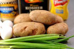Potato Salad by Lee Drummond