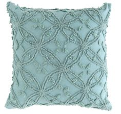 Pine Cone Hill Candlewick Decorative Pillow | Wayfair