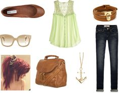 """""""Summer Air"""" by eritter on Polyvore"""
