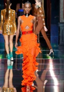herieth paul model | Local model Herieth Paul is in demand on the runways of the world ...