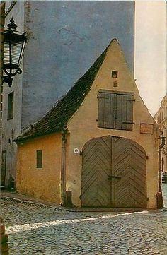 Latvia Riga Coach House Palasta Street Coach House, Riga, Ancestry, Cities, Traveling, Street, House Styles, Places, Lithuania